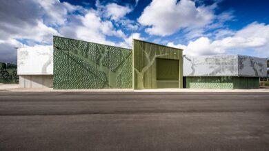 Photo of В Австралії побудували термінал, фасад якого нагадує дерево – фото