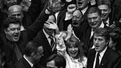 Photo of Як виглядали українські політики в 90-х: фото, що вас здивують