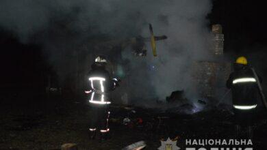 Photo of На Волині під час пожежі у будинку загинули двоє дітей