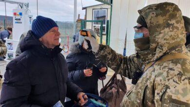 Photo of На Донбасі міряють температуру тим, хто виїжджає з окупованих територій
