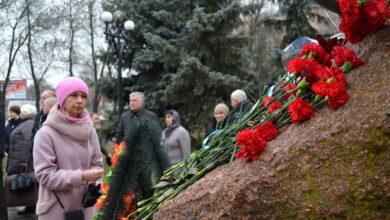 Photo of У Ніжині вшанували пам`ять загиблих воїнів-афганців. Фото