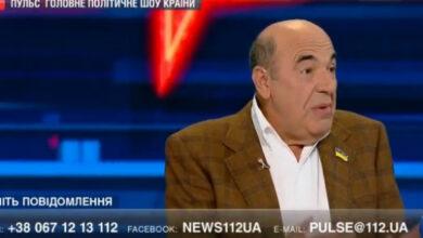 Photo of Рабінович: У Раді, крім десятка осіб, усі розмовляють російською мовою