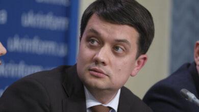 Photo of Закон про медіа на доопрацюванні, а закон про дезінформацію навіть не дійшов до ВР, – Разумков