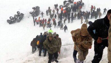 Photo of У Туреччині внаслідок сходження лавини загинула 21 особа