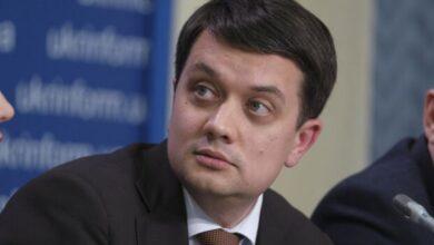 Photo of Разумков не вважає доцільним уповноважувати президента вводити надзвичайний стан
