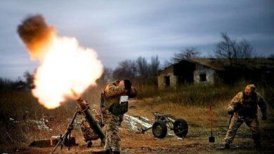 Photo of На Донбасі бойовики 8 разів обстріляли позиції ЗСУ з мінометів, озброєння БМП і гранатометів