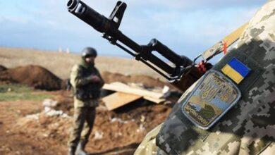 Photo of Від початку доби на Донбасі зафіксовано два обстріли