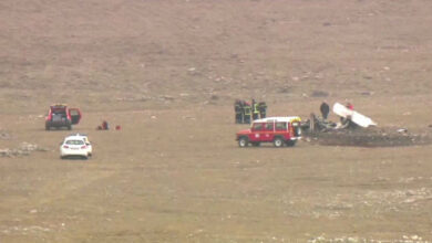 Photo of У Франції впав туристичний літак, є загиблі