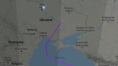 Photo of Літак українцями з Ухані взяв курс на Харків