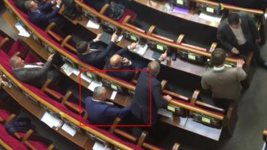 Photo of Перше порушення: Нардеп Поляк кнопкодавив у Раді за поправки до закону про землю