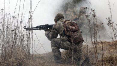 Photo of Кинули тіло загиблого найманця РФ: ЗСУ відбили атаку бойовиків на Донбасі