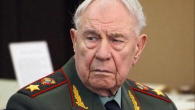 Photo of Помер один з керівників ДКНС маршал Дмитро Язов