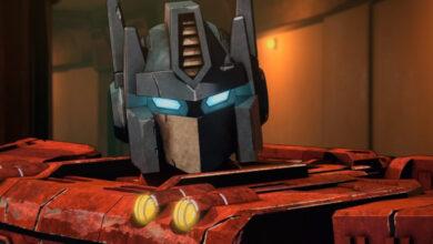 """Photo of Netflix показав перший трейлер анімаційного серіалу """"Трансформери: Війна за Кібертрон"""""""