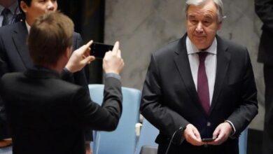 Photo of Засідання РБ ООН щодо Сирії: Росія виправдовувалася, Туреччина наступала, а Гутерріш і посол США вимагали припинити війну