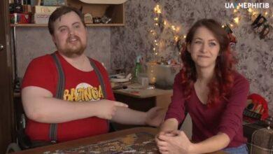 Photo of Історія кохання веселої і неповторної пари з Ніжина. Відео
