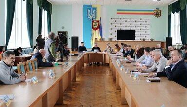 Photo of Відбулось позачергове засідання 67 сесії Ніжинської міської ради