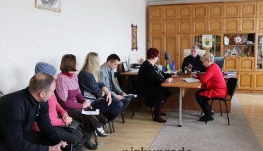 Photo of Міський голова Анатолій Лінник провів особистий прийом громадян