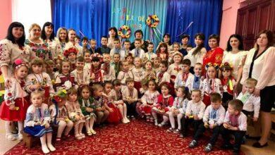 """Photo of """"Наша мова калинова"""" – ніжинські дошкільнята змагались у поетичному слові"""