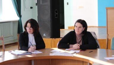 Photo of Відбулось засідання постійної депутатської комісії з майнових та житлово-комунальних питань