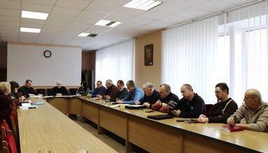 Photo of Відбулась нарада керівників комунальних підприємств та установ міста