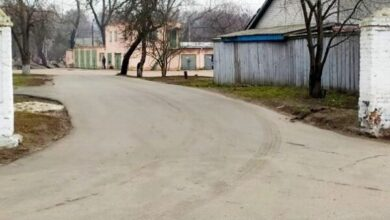 Photo of Біля міськлікарні викрали дорожній знак