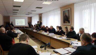 Photo of Відбулось чергове засідання депутатської комісії по законності