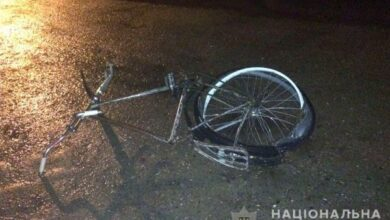 Photo of На автодорозі «Чернігів-Ніжин-Прилуки-Пирятин» насмерть збили велосипедиста