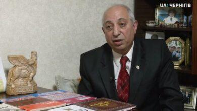 Photo of Про ніжинського ассирійця Бориса Іоанова і його рідну мову. Відео