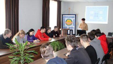 Photo of Як у Ніжині студентів знайомили з ринком праці та вимогами роботодавців