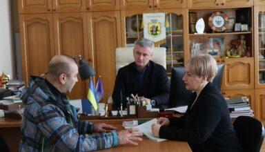 Photo of Міський голова провів особистий прийом громадян