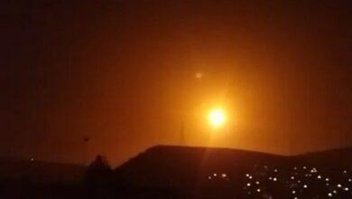 Photo of Сирія повідомила про авіаудари Ізраїлю по її столиці Дамаску