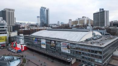 """Photo of У Києві """"замінували"""" Палац Спорту під час форуму – людей евакуюють"""