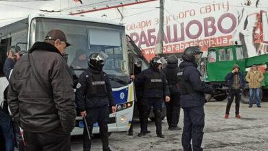 Photo of Сутички у Харкові: затримано 20 людей, поліція вилучила кийки і газові балончики