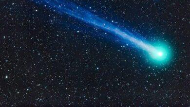 Photo of Міжгалактична комета Борисова почала розпадатися
