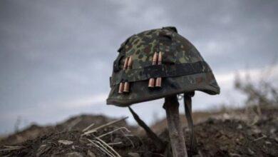 Photo of Поблизу Кримського підірвалася українська БМП, загинув військовий