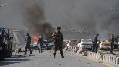 Photo of На інавгурації президента Афганістану впали дві ракети