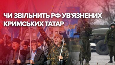 Photo of Обмін полоненими: коли і на яких умовах звільнять кримських татар