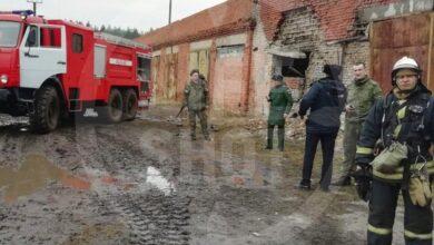 Photo of Вибух прогримів у військовий частині в Росії: є постраждалі