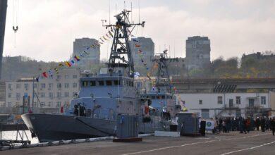 """Photo of Патрульні катери """"Айленд"""" ВМС України вийшли в море: фото"""