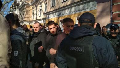 Photo of Рабіновича мають висунути кандидатом у мери Одеси: у центрі міста почалися заворушення