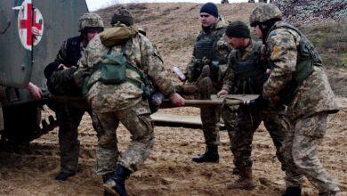 Photo of Поранені під Пісками військові – у важкому стані, – медик