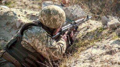 Photo of Бойовики підступно обстріляли наші позиції: один захисник отримав поранення
