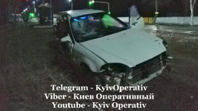 Photo of ДТП у Вишгороді: є постраждалий – фото, відео