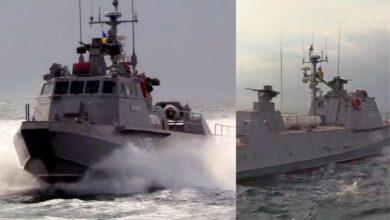 """Photo of ВМС провели випробування десантно-штурмових катерів """"Кентавр"""": потужні фото і відео"""