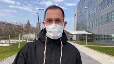 Photo of Навіть ведучі виходять у ефір в медичних масках, – українець про ситуацію у Чехії