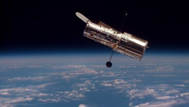 "Photo of Телескоп ""Габбл"" сфотографував галактику, схожу на солодку вату"