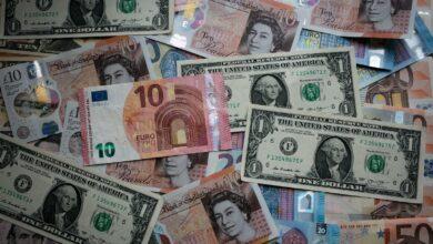 Photo of Готівковий курс валют 23 березня: гривня знову дешевшає після вихідних