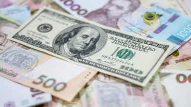 Photo of Курс валют на 24 березня: долар суттєво подорожчав, євро – знову більше за 30 гривень