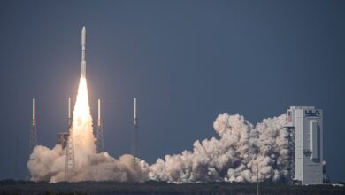 Photo of Ракета Atlas V успішно запустила американський військовий супутник