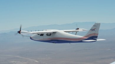 Photo of NASA затвердила остаточну конфігурацію електролітака X-57 Maxwell